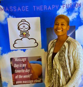 Jamenia Bean - Licensed Massage Therapist