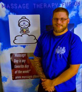 Zac Shave - Licensed Massage Therapist