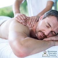 massage therapy for man